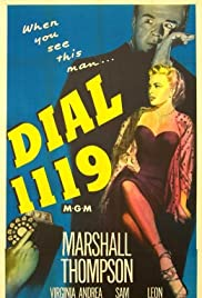 Dial 1119 (1950) Poster - Movie Forum, Cast, Reviews