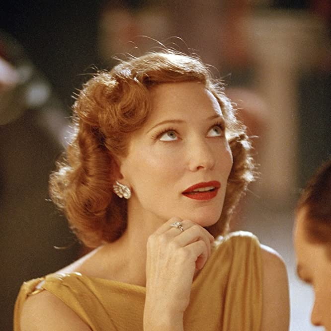 Cate Blanchett in The Aviator (2004)