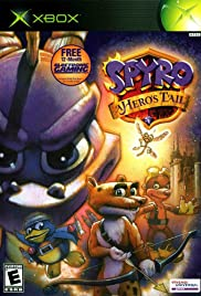Spyro: A Hero's Tail Poster