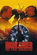 Highlander: The Final Dimension (1994) Poster