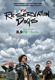 Reservation Dogs - Season 1 (2021) poster