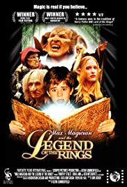 Max Magician and the Legend of the Rings (2002) Poster - Movie Forum, Cast, Reviews