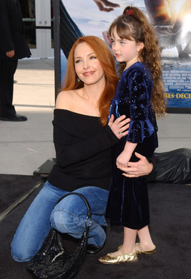 Amy Yasbeck at A Series of Unfortunate Events (2004)