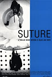 Suture (1993) Poster - Movie Forum, Cast, Reviews