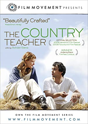 The Country Teacher Poster