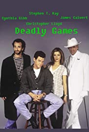 Deadly Games Poster