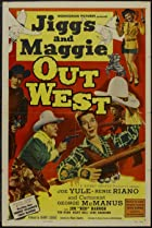 Image of Jiggs and Maggie Out West