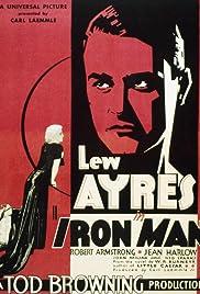 Iron Man(1931) Poster - Movie Forum, Cast, Reviews