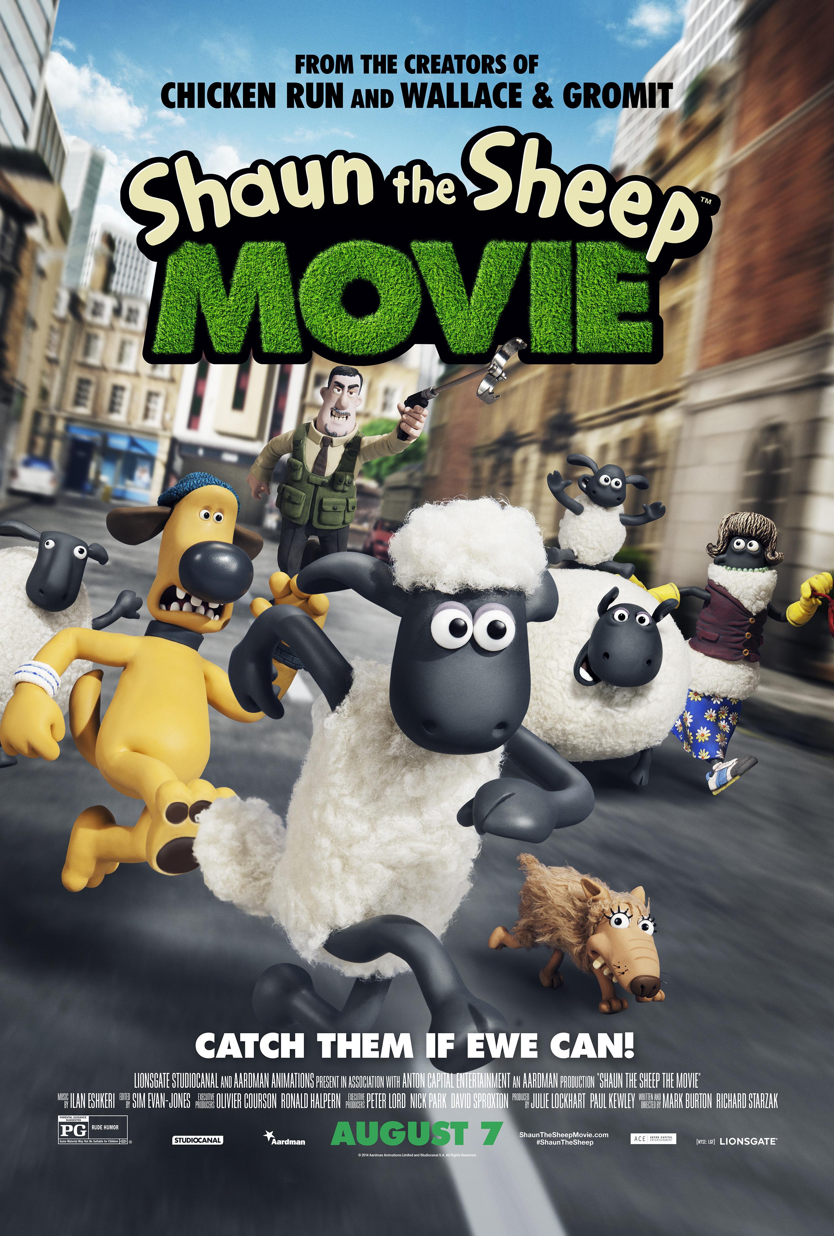 Ovečka Shaun vo filme