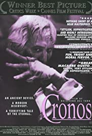 Cronos (1993) Poster - Movie Forum, Cast, Reviews