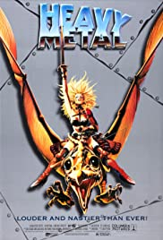 Heavy Metal (1981) Poster - Movie Forum, Cast, Reviews