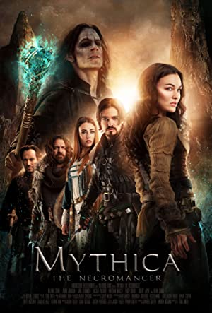Mythica: The Necromancer (2015)