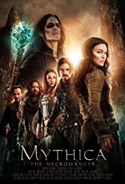 Mythica: The Necromancer (2015) Poster - Movie Forum, Cast, Reviews