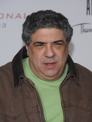 Vincent Pastore at The International (2009)