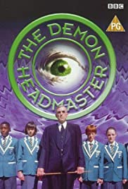 The Demon Headmaster Poster - TV Show Forum, Cast, Reviews