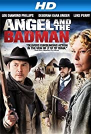 Angel and the Bad Man Poster