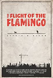 The Flight of the Flamingo Poster