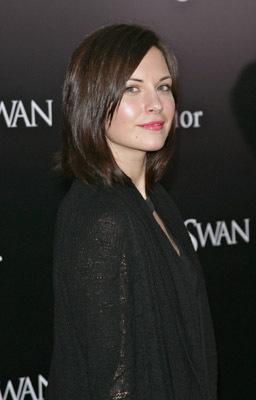 Jill Flint at Black Swan (2010)