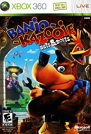 Banjo-Kazooie: Nuts & Bolts (2008) Poster - Movie Forum, Cast, Reviews