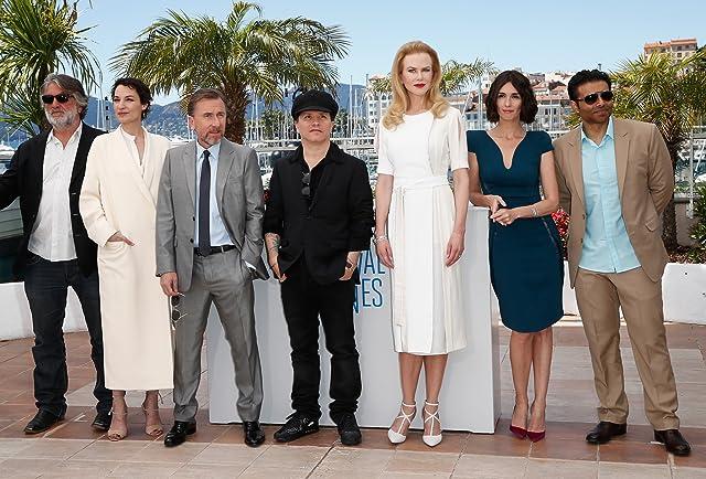 Nicole Kidman, Tim Roth, Jeanne Balibar, Uday Chopra, Olivier Dahan, Paz Vega, and Pierre-Ange Le Pogam at Grace of Monaco (2014)