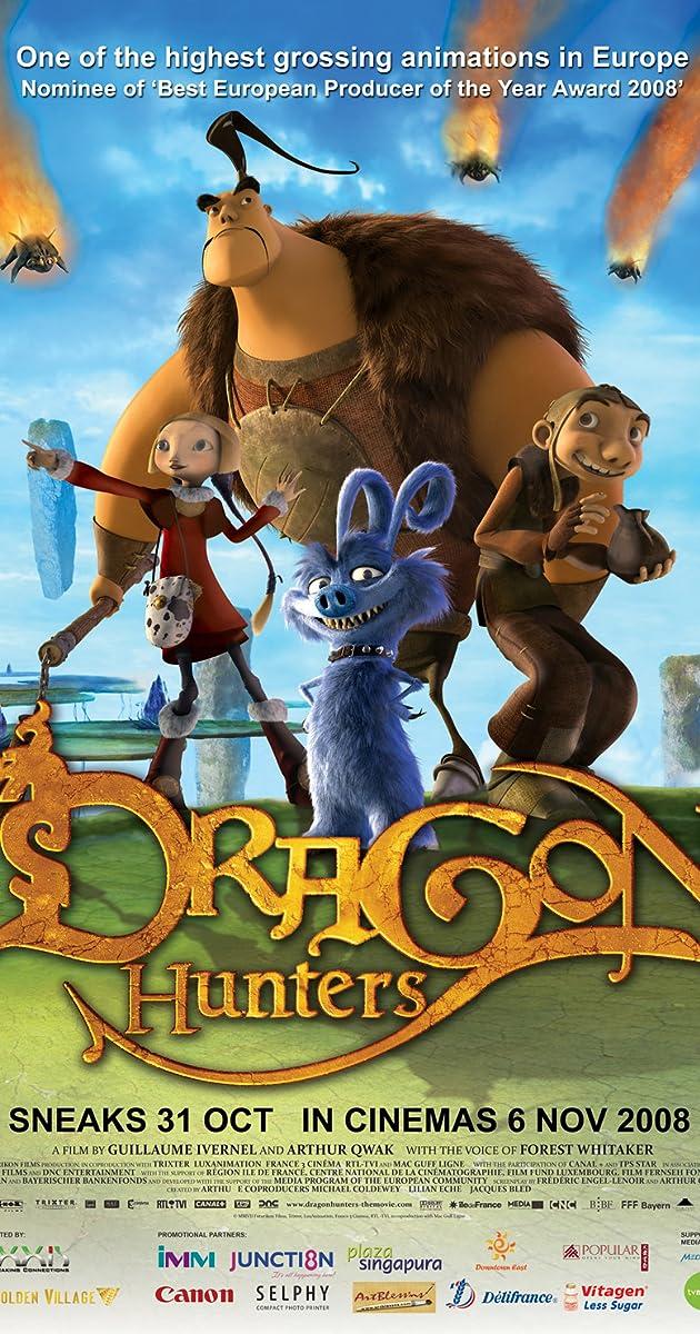 Dragon Hunters 2008