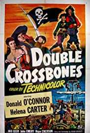 Double Crossbones (1951) Poster - Movie Forum, Cast, Reviews