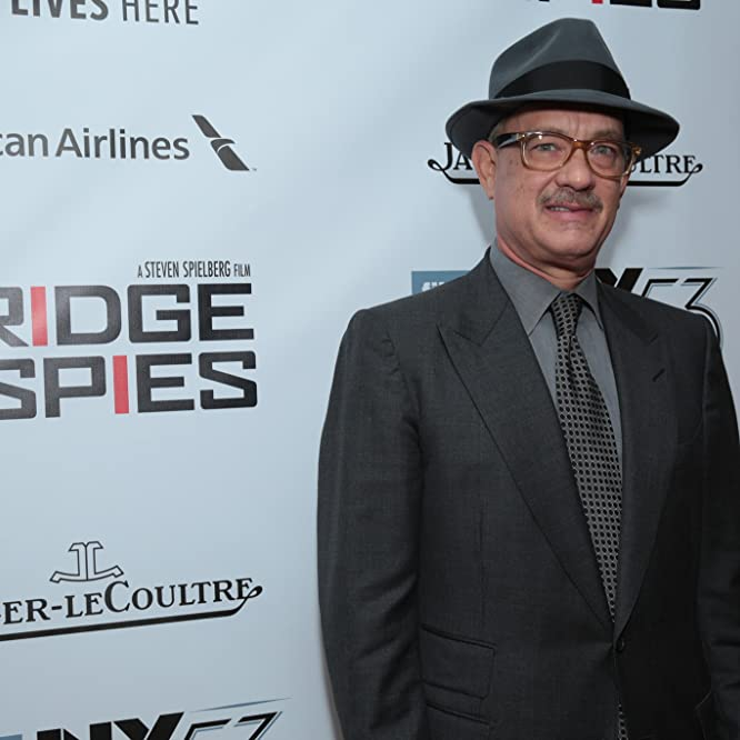 Tom Hanks at an event for Bridge of Spies (2015)