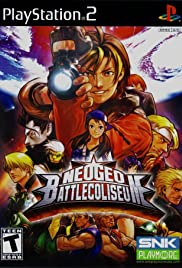 NeoGeo Battle Coliseum Poster