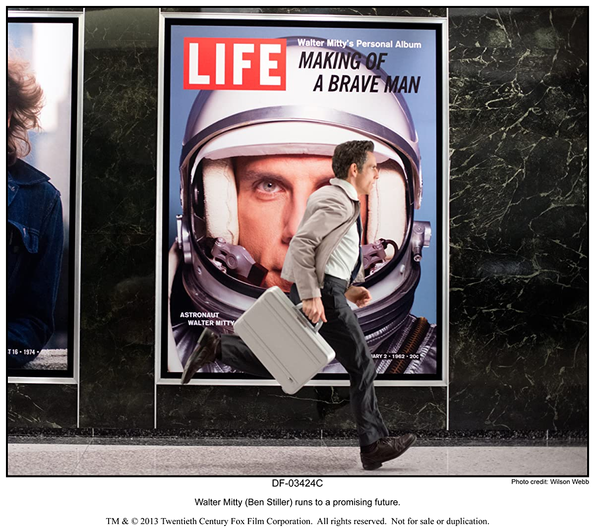 The Secret Life of Walter Mitty (2013) - Quotes - IMDb