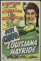 Louisiana Hayride (1944) Poster