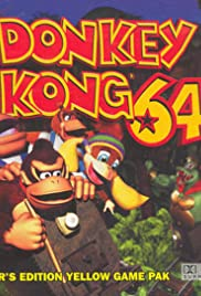 Donkey Kong 64 (1999) Poster - Movie Forum, Cast, Reviews
