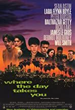 Where the Day Takes You