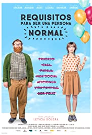 Requisitos para ser una persona normal (2015) Poster - Movie Forum, Cast, Reviews
