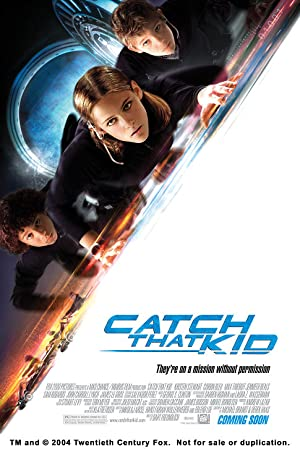Catch That Kid poster