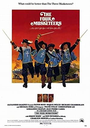 The Four Musketeers: Milady's Revenge
