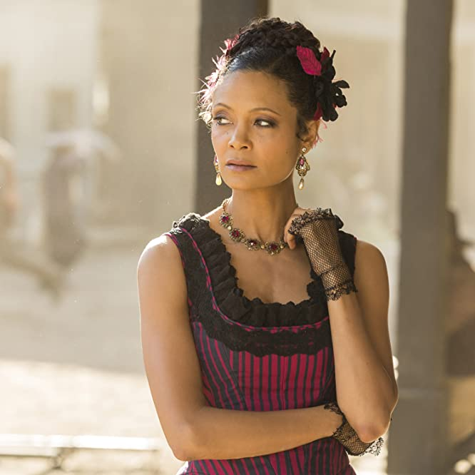 Thandie Newton in Westworld (2016)