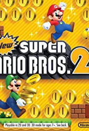 New Super Mario Bros. 2 Poster