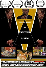 The Museum of Unnatural Gaming Poster