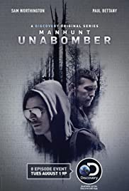 Manhunt Unabomber serie tv