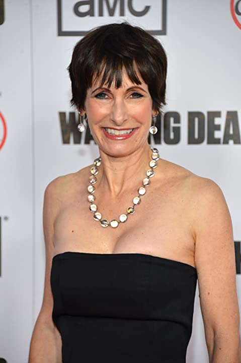 Gale Anne Hurd at The Walking Dead (2010)