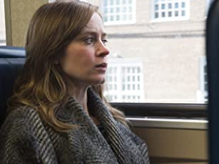 Emily Blunt in La fille du train (2016)