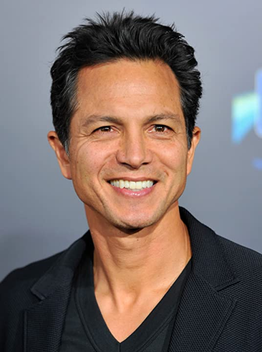 Benjamin Bratt at The Hunger Games (2012)