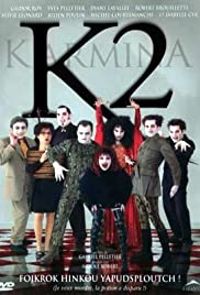 Karmina 2(2001) Poster - Movie Forum, Cast, Reviews