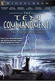 The Ten Commandments Poster - TV Show Forum, Cast, Reviews