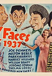 New Faces of 1937 (1937) Poster - Movie Forum, Cast, Reviews