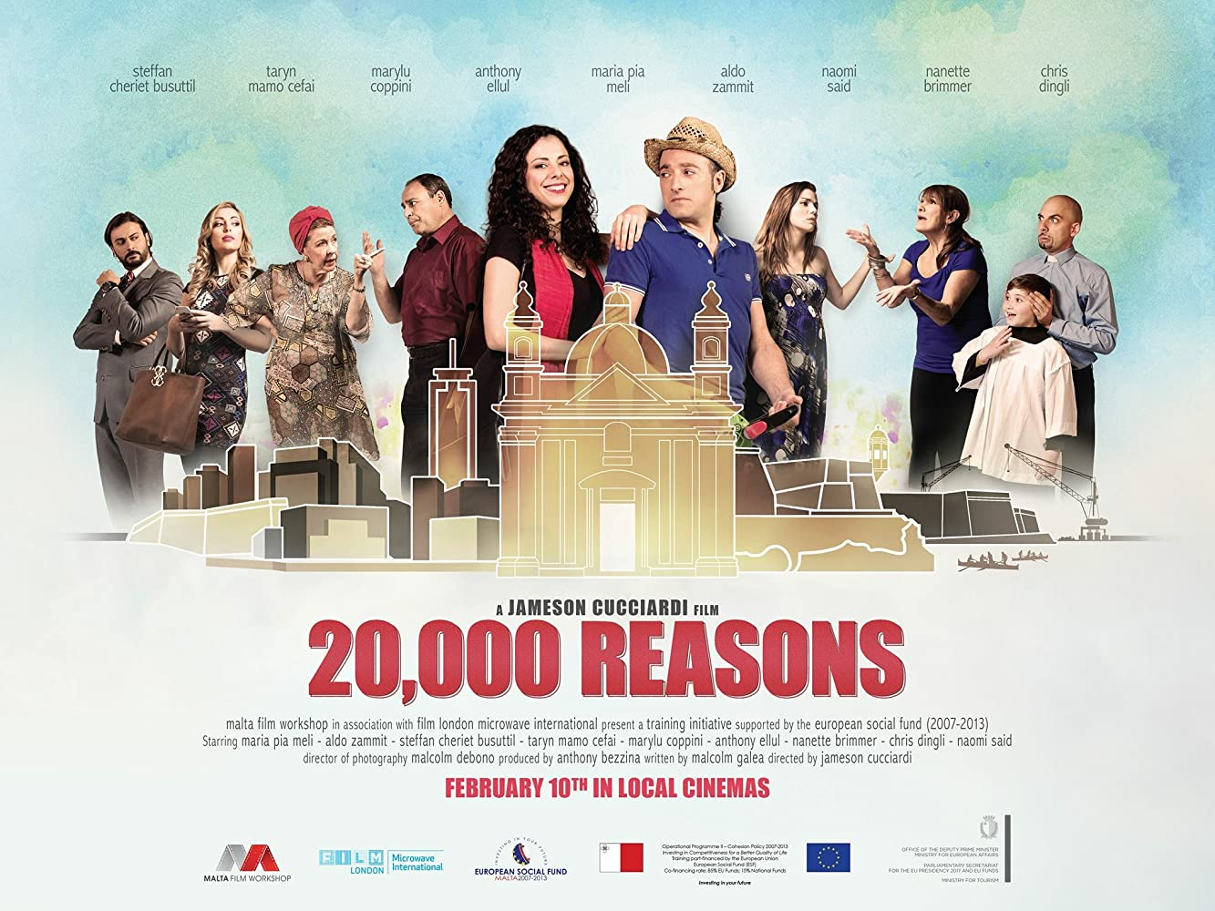 20,000 Reasons