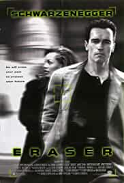 Eraser 1996 720p 850MB BDRip [Tamil-Hindi-Eng] MKV