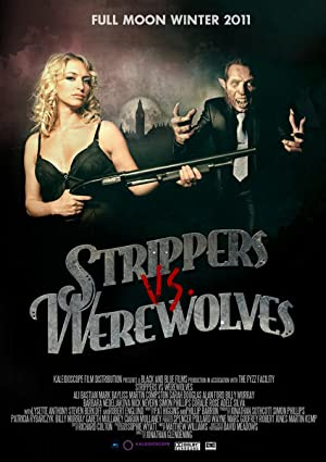 Strippers vs Werewolves (2012)