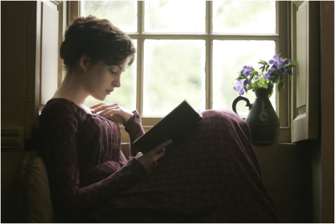 Anne Hathaway in Becoming Jane (2007)