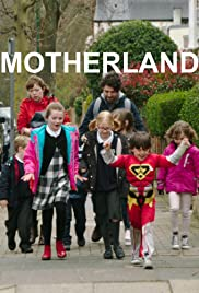 Motherland Poster - TV Show Forum, Cast, Reviews
